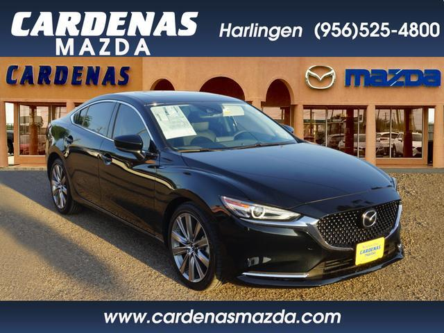 2018 Mazda Mazda6 Grand Touring Reserve Harlingen TX