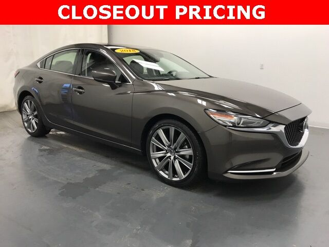 2018 Mazda Mazda6 Grand Touring Reserve Holland MI