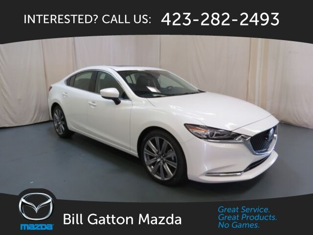 2018 Mazda Mazda6 Grand Touring Reserve Johnson City TN