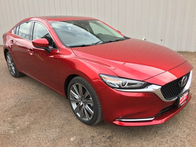 2018 Mazda Mazda6 Grand Touring Reserve Mission TX