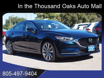 2018_Mazda_Mazda6_Grand Touring Reserve_ Thousand Oaks CA