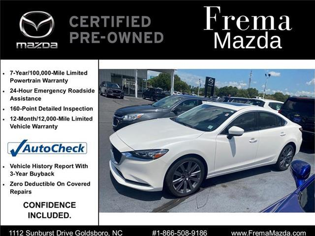 2018 Mazda Mazda6 Grand Touring Sedan Goldsboro NC