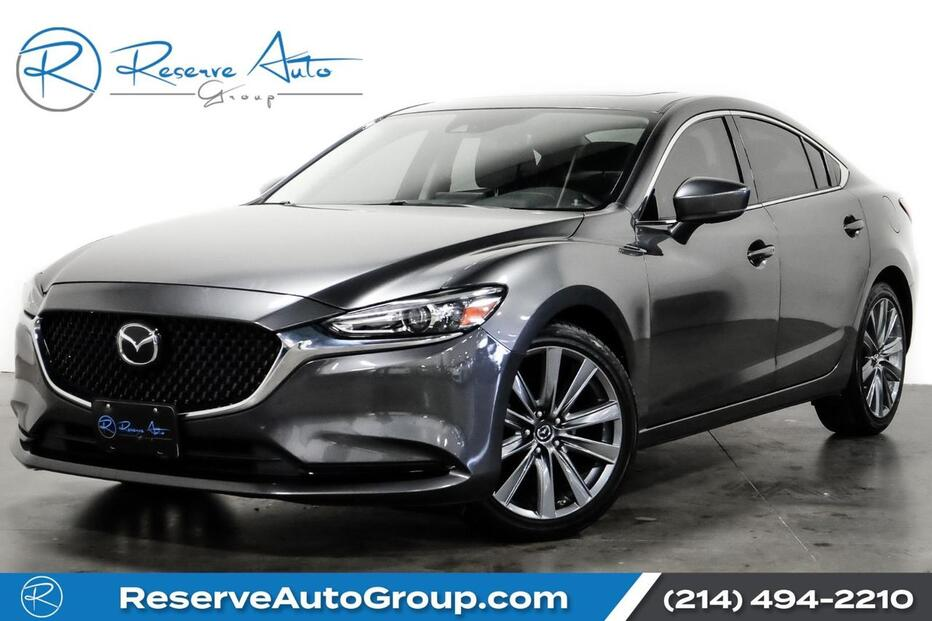 2018_Mazda_Mazda6_Grand Touring_ The Colony TX