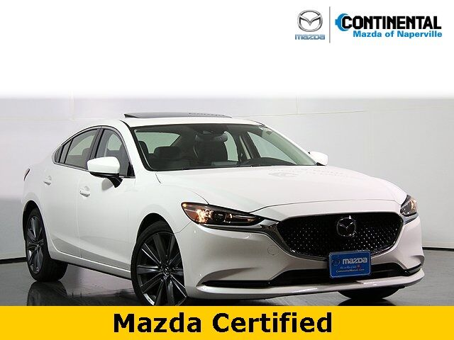 2018 Mazda Mazda6 Grand Touring W/Navigation Chicago IL