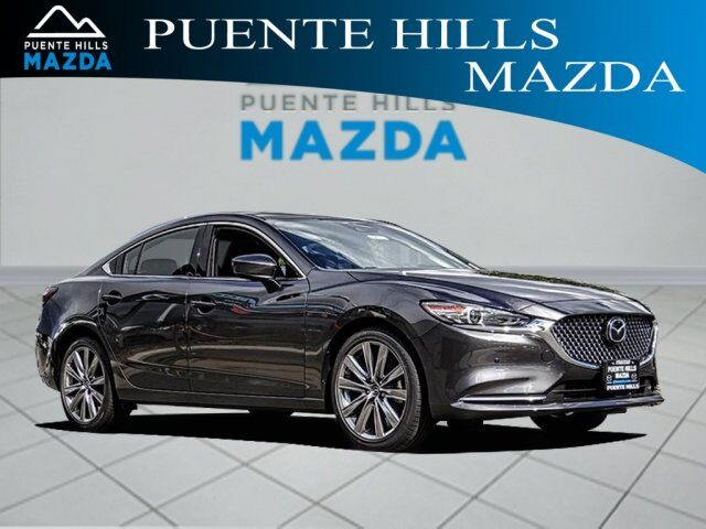 2018 Mazda Mazda6 Signature City of Industry CA