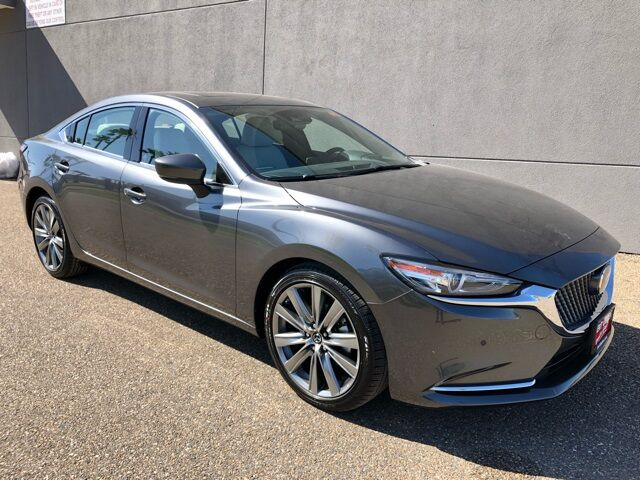 2018 Mazda Mazda6 Signature Edinburg TX