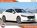 2018 Mazda Mazda6 Signature Video
