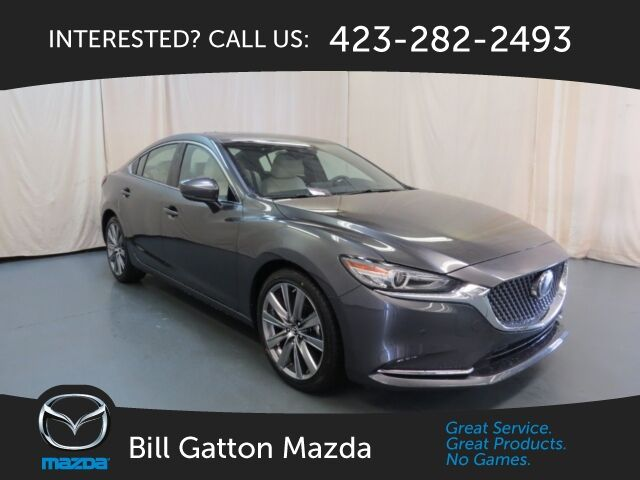 2018 Mazda Mazda6 Signature Johnson City TN