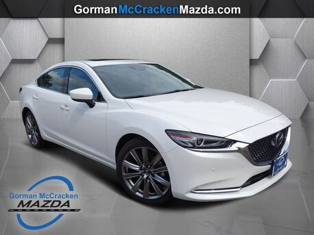 2018_Mazda_Mazda6_Signature_ Longview TX