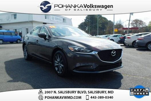 2018_Mazda_Mazda6_Sport ** ONE OWNER ** GUARANTEED FINANCING **_ Salisbury MD