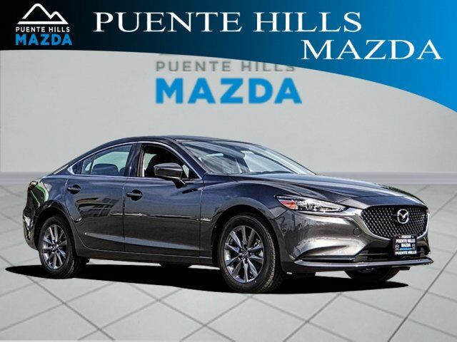 2018 Mazda Mazda6 Sport City of Industry CA