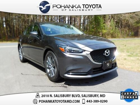 2018_Mazda_Mazda6_Sport_ Salisbury MD