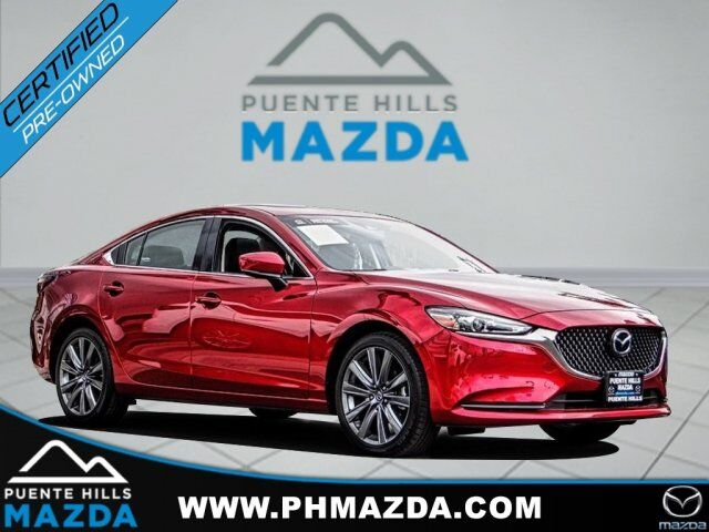2018 Mazda Mazda6 Touring City of Industry CA
