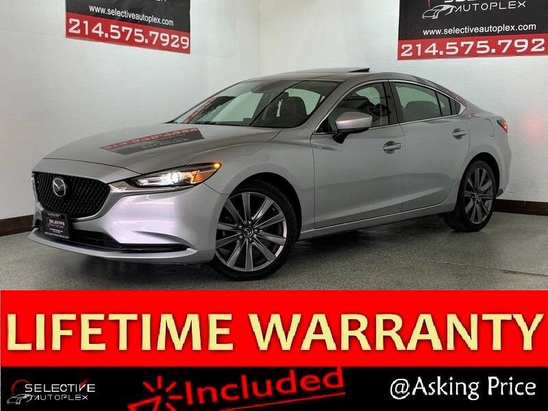 2018 Mazda Mazda6 Touring, NAV, LEATHER SEATS, REAR VIEW CAM, SUNROOF Carrollton TX