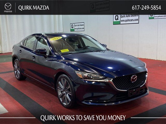 2018 Mazda Mazda6 Touring with Premium Package Quincy MA