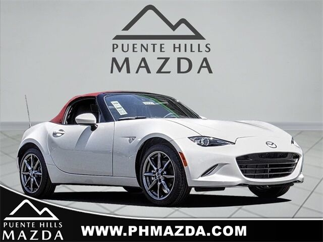 2018 Mazda Miata Grand Touring City of Industry CA