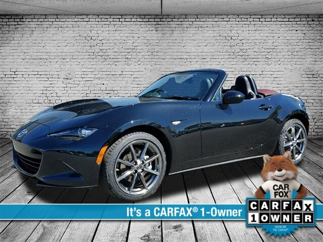 2018 Mazda Miata Grand Touring Savannah GA