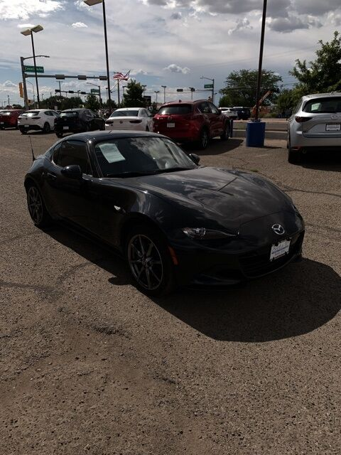 2018_Mazda_Miata RF_Grand Touring_ Santa Fe NM
