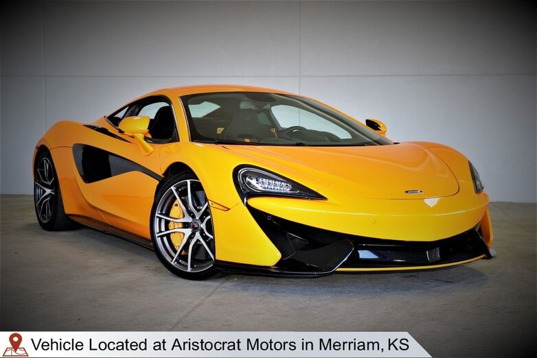 2018 McLaren 570S  Merriam KS