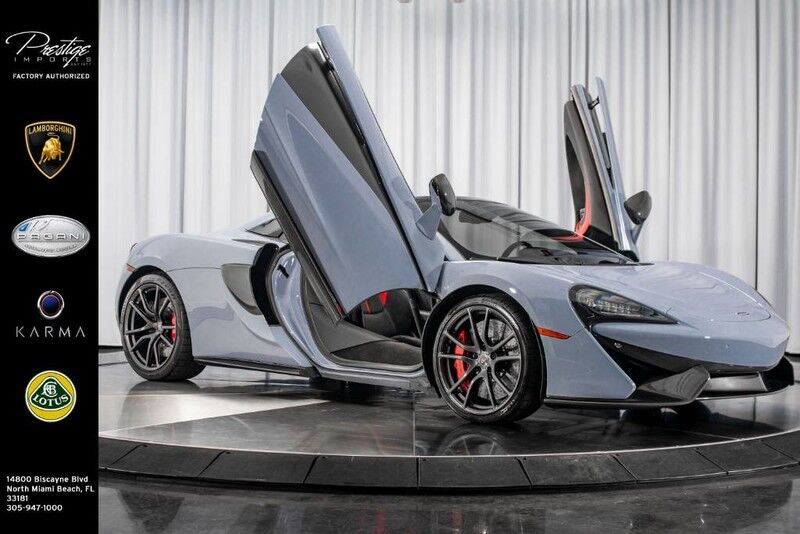 2018_McLaren_570S__ North Miami Beach FL