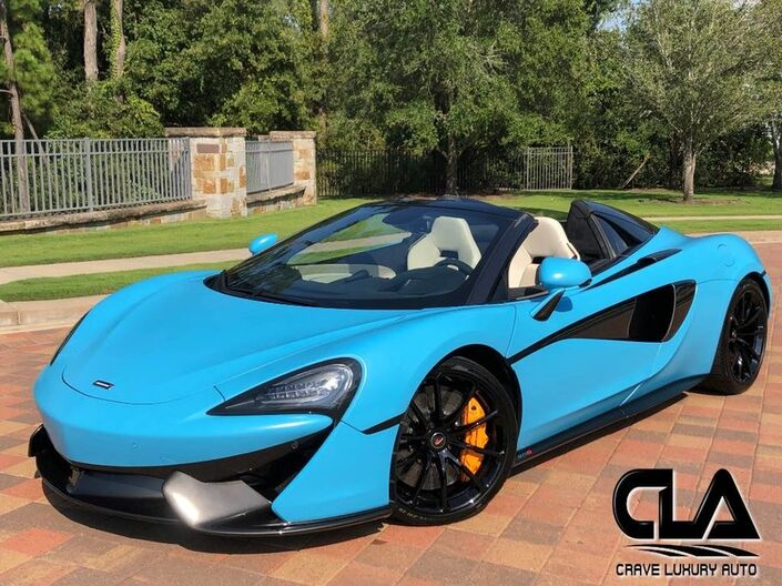 2018 McLaren 570S  The Woodlands TX