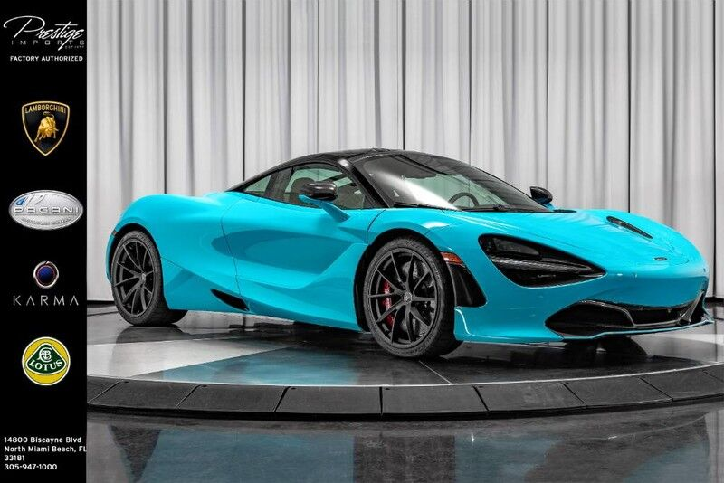 2018_McLaren_720S__ North Miami Beach FL