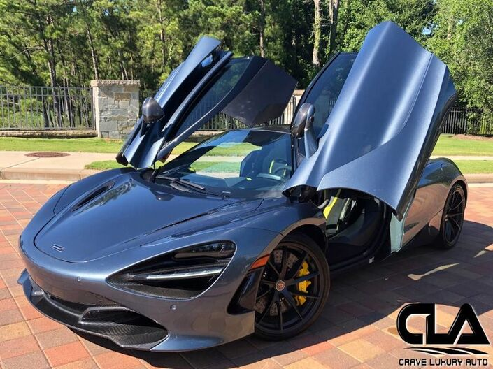 2018 McLaren 720S  The Woodlands TX