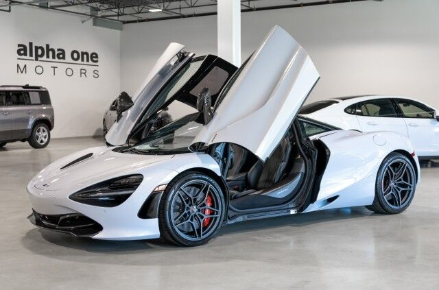 2018 McLaren 720S Luxury - Original MSRP $403,105