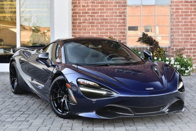 2018 McLaren 720S Luxury Luxury Lawrence KS
