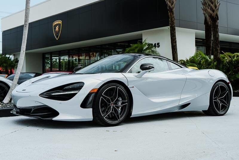 2018_McLaren_720S_Luxury_ Palm Beach FL