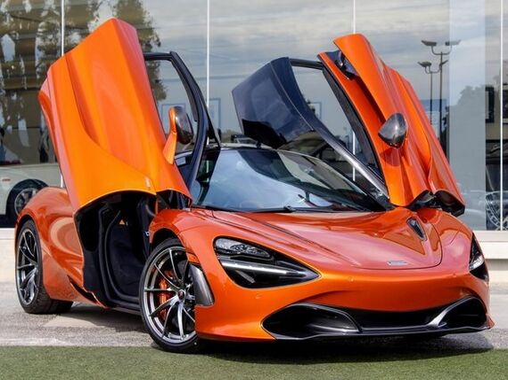 2018_McLaren_720S Performance__ Westlake Village CA