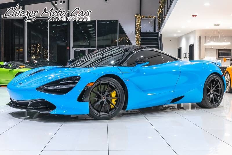 2018_McLaren_720S Performance_Coupe MSRP $368,575+_ Chicago IL