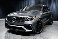 Mercedes-Benz AMG® GLC 63 Coupe  2018