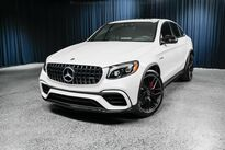 Mercedes-Benz AMG® GLC 63 S Coupe  2018
