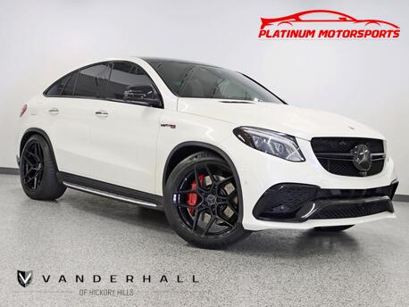 2018_Mercedes-Benz_AMG GLE 63 S_Pano Nav Back Up Camera Lowered Tuned Exhaust Loaded_ Hickory Hills IL