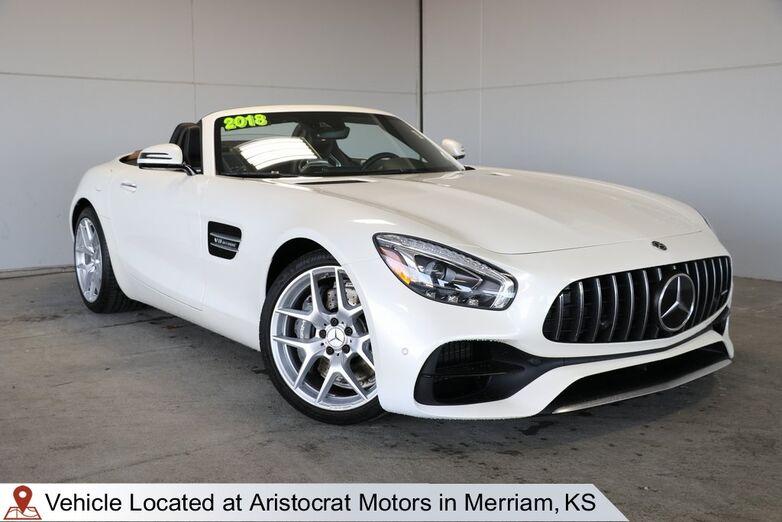 2018 Mercedes-Benz AMG GT  Merriam KS