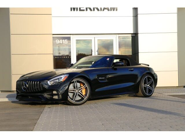 2018 Mercedes-Benz AMG GT C Merriam KS