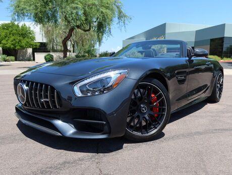 2018 Mercedes-Benz AMG GT C Roadster Scottsdale AZ