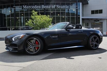 2018_Mercedes-Benz_AMG® GT_C_ Seattle WA
