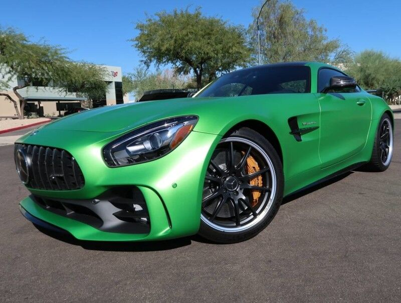 2018 mercedes benz amg gt r amg gt r scottsdale az 20772667. Black Bedroom Furniture Sets. Home Design Ideas