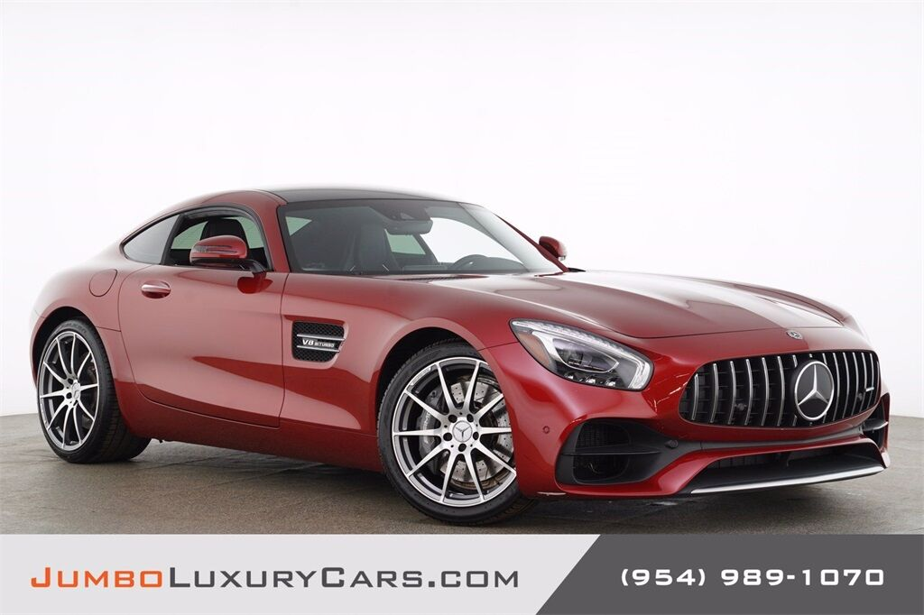 2018 Mercedes-Benz AMG® GT Hollywood FL