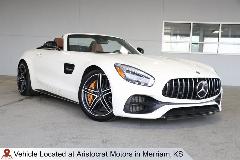 2018 Mercedes-Benz AMG® GT C Merriam KS