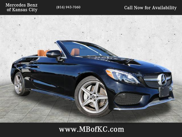 2018 Mercedes-Benz C 300 4MATIC® Cabriolet Kansas City MO