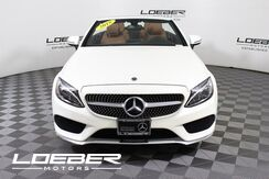 2018_Mercedes-Benz_C_300 4MATIC® Cabriolet_ Chicago IL