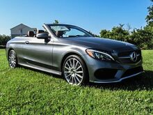 2018_Mercedes-Benz_C_300 4MATIC® Cabriolet_ Lexington KY