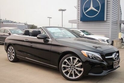 2018_Mercedes-Benz_C_300 4MATIC® Cabriolet_ Seattle WA