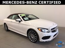 2018_Mercedes-Benz_C_300 4MATIC® Cabriolet_ Washington PA