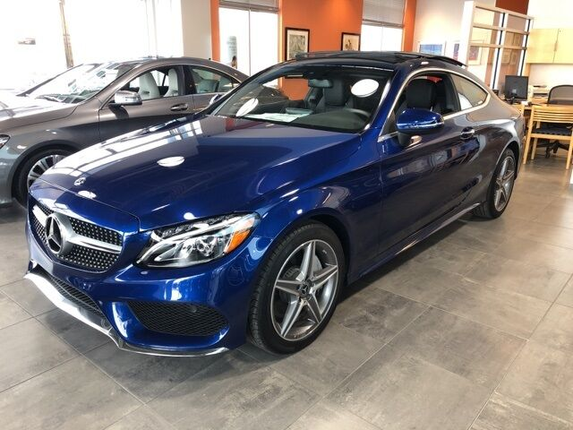 2018 Mercedes-Benz C 300 4MATIC® Coupe Indianapolis IN