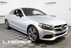 2018_Mercedes-Benz_C_300 4MATIC® Coupe_ Chicago IL