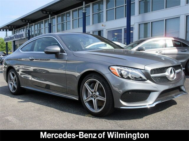 2018 Mercedes-Benz C 300 4MATIC® Coupe Wilmington DE